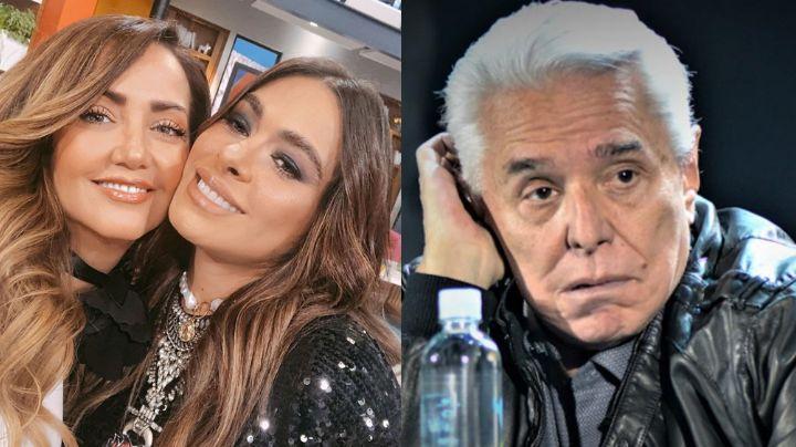 ¿Lo rechazaron en 'Hoy? Andrea Legarreta y Galilea Montijo se negarían a hablar con Enrique Guzmán
