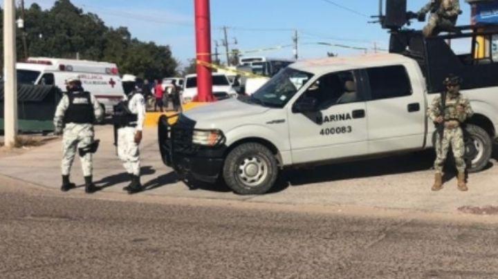 Sicarios ultiman a un joven a bordo de su vehículo en Empalme