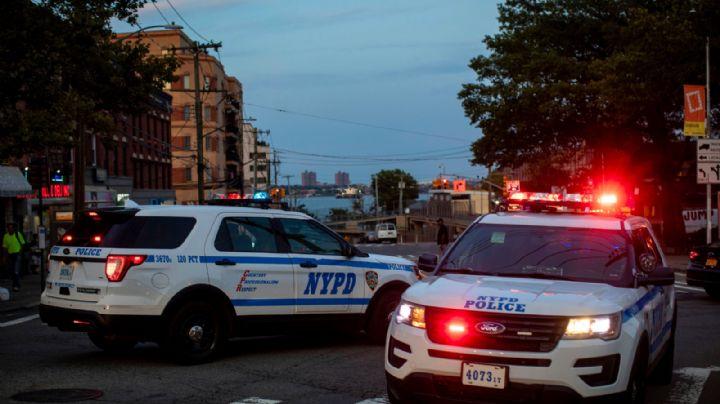 Noche sangrienta: Tiroteos en las calles de Nueva York dejan a un muerto y tres heridos
