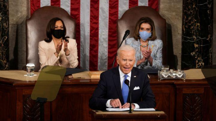 Biden se debilita ante el poder femenino: Kamala Harris y Nancy Pelosi hacen historia en EU