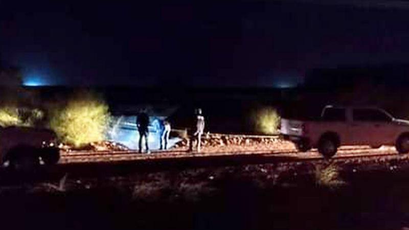 Terror en Sonora: Abandonan otro cadáver 'encobijado' en el Valle del Yaqui