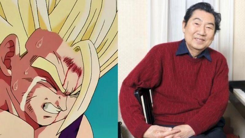 Día triste para el anime: Fallece Shunsuke Kikuchi, compositor de la música de Dragon Ball