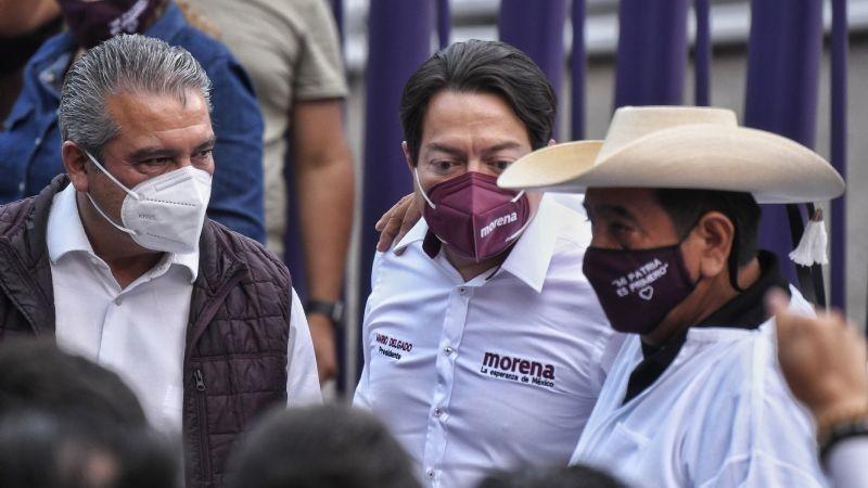 TEPJF da a Morena 48 horas para sustituir candidatos; Salgado y Morón sugieren a sus hijos