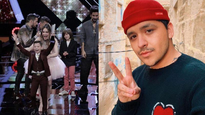 ¿Decepción en TV Azteca? Ganador de 'La Voz Kids' sorprende al revelar esto de Christian Nodal