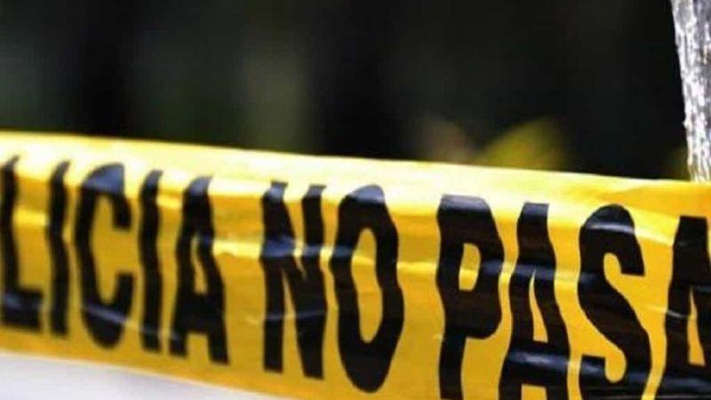 Pelea entre novios termina en muerte; ambos estaban ebrios y se cayeron en una barranca