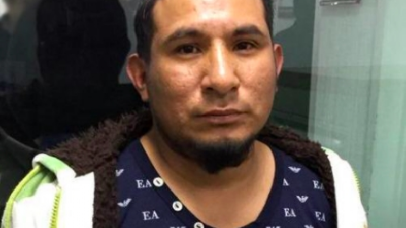 Por feminicidio de una niña de 4 años, sujeto recibe condena de 55 años de cárcel