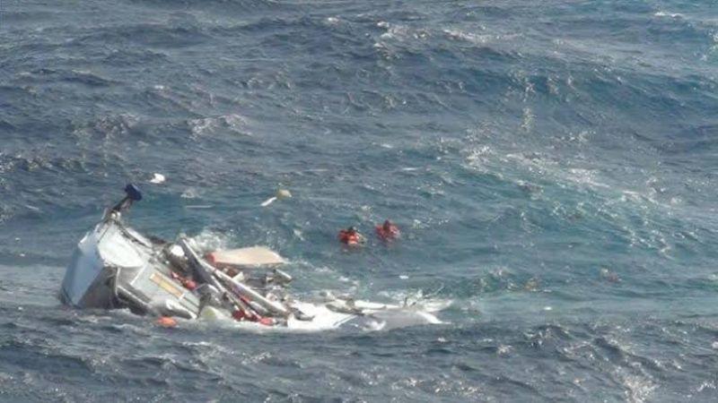 Lamentable: Tras 5 días de búsqueda, hallan sin vida a pescador desaparecido en Sinaloa