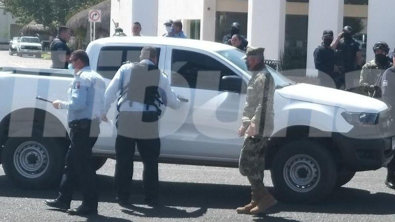 Ladrón es herido de bala tras intento de asalto en Ciudad Obregón; la víctima venía armada