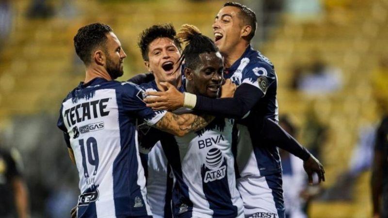 Rayados rescata el empate de último minuto ante el Columbus en la Concachampions