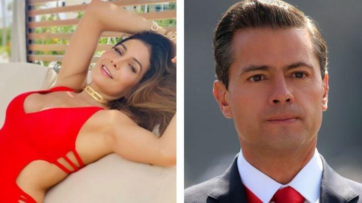 Conductora de 'De primera mano' destapa amorío de Peña Nieto y Paty Manterola, actriz de Televisa