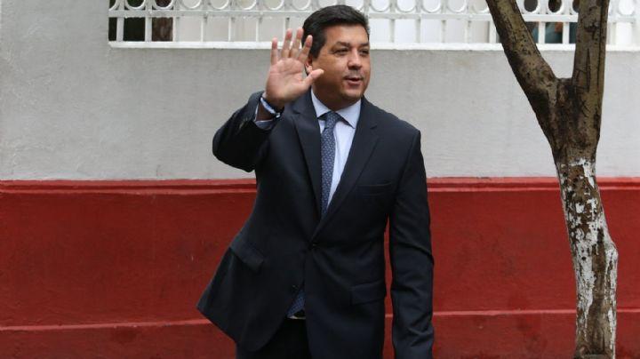 A lo Duarte, García Cabeza de Vaca huye a McAllen a horas de su posible desafuero