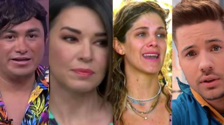 Conductores de 'VLA' llaman hipócrita a Natalia Alcocer y Laura G estalla en vivo; fans la destrozan