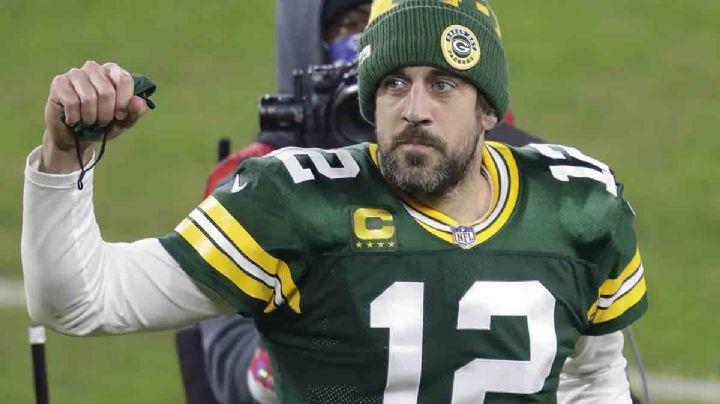 Aaron Rodgers no quiere volver con los Green Bay Packers para la temporada 2021-22