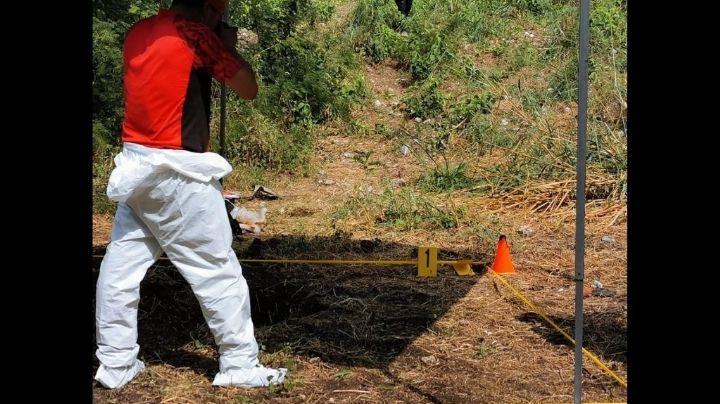 Macabro: Hallan 7 cuerpos putrefactos en una barranca de Colima