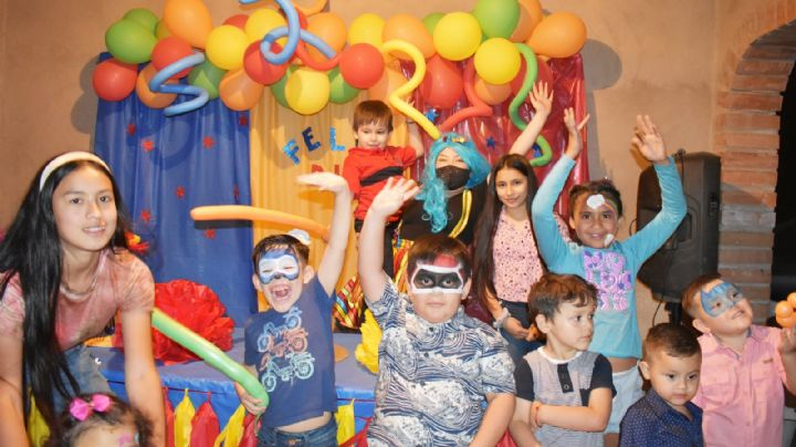 Festejo del Día del Niño, un 'respiro' para los menores de la región de Empalme y Guaymas