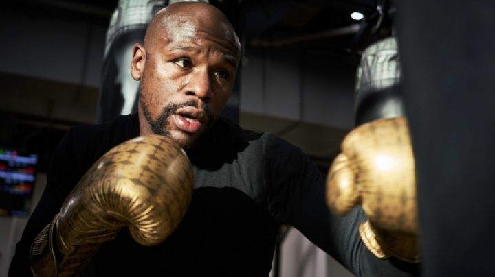 Floyd Mayweather podría ganar hasta 100 mdd por su pelea con Logan Paul