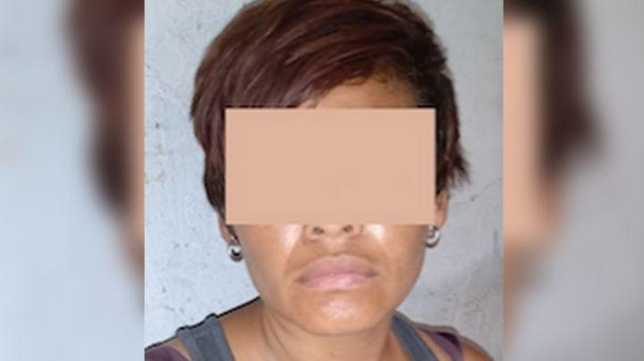 Capturan a presunta 'tiradora' al norte de Hermosillo: llevaba 16 envoltorios de metanfetamina