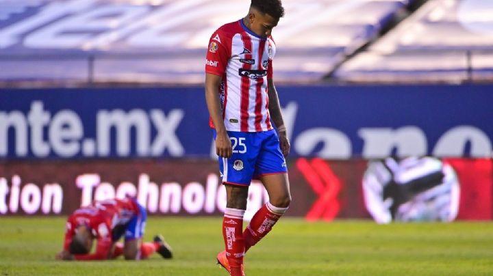 ¡Costosa derrota! San Luis pierde ante el Pachuca y deberá pagar 120 millones de pesos