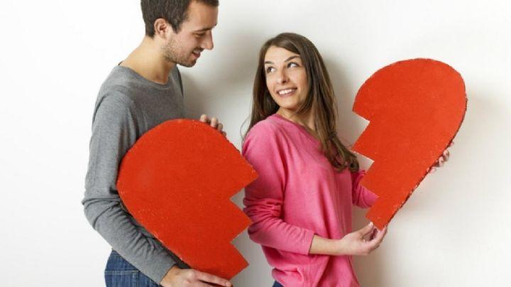 ¡Ni lo intentes! Las relaciones amorosas no funcionarán entre estos signos del zodiaco