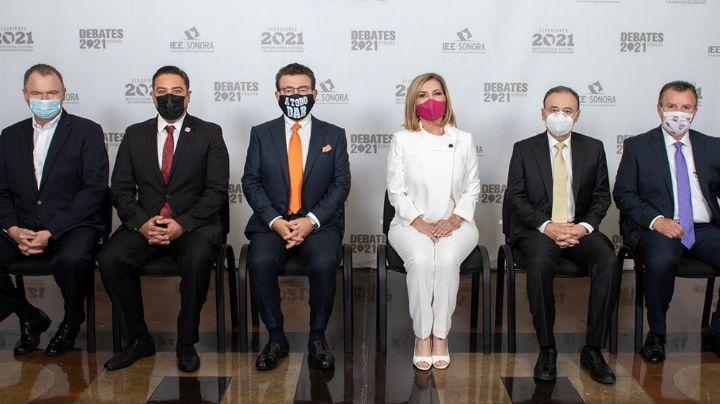 Elecciones Sonora 2021: Confirman que fallas técnicas en debate fueron por intento de boicot