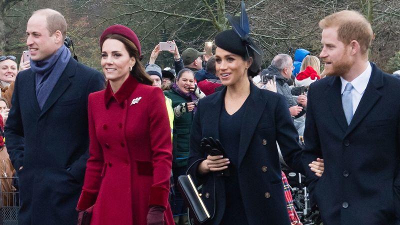 ¿Drama real? Príncipe Harry y Meghan Markle mandan 'recadito' a Príncipe William y Kate Middleton