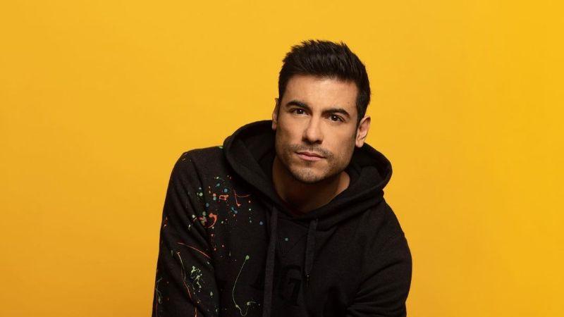Carlos Rivera revela en 'Despierta América' momentos importantes de su carrera musical