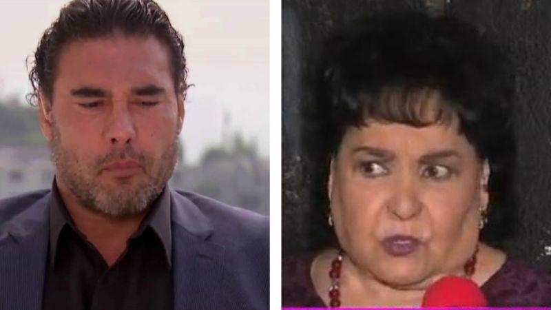 Carmen Salinas destapa en TV Azteca detalles de la enfermedad que sufre polémico actor de Televisa