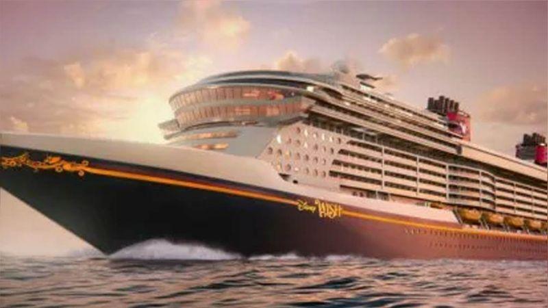 La magia de Disney sigue: Llega Disney Wish el barco llenó de novedades para 2022