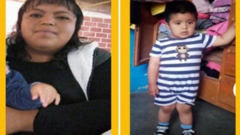 Alerta en Hidalgo: Clemencia Trejo y su bebé desaparecen; los buscan en redes sociales