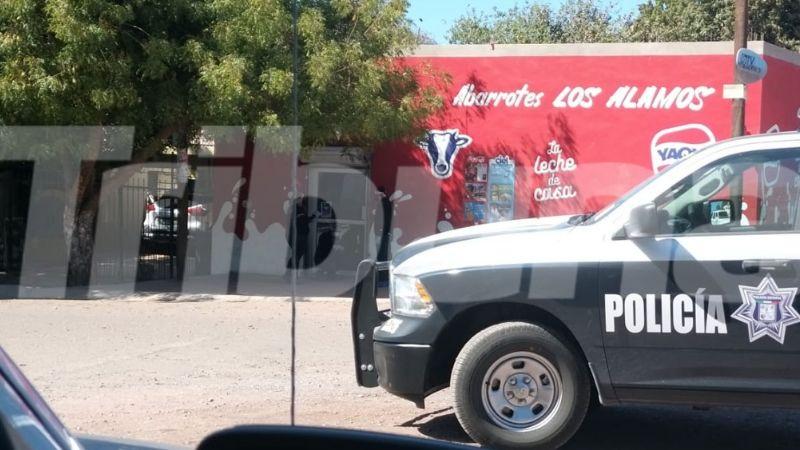Cajeme: Diana Angélica es herida de bala al exterior de una tienda de abarrotes en Cócorit