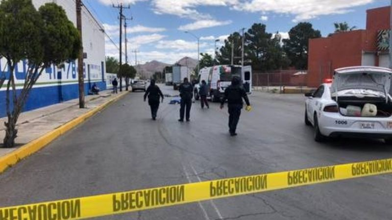 Chihuahua: 'Abuelito' en bicicleta es asesinado por un tráiler; la unidad le pasó encima