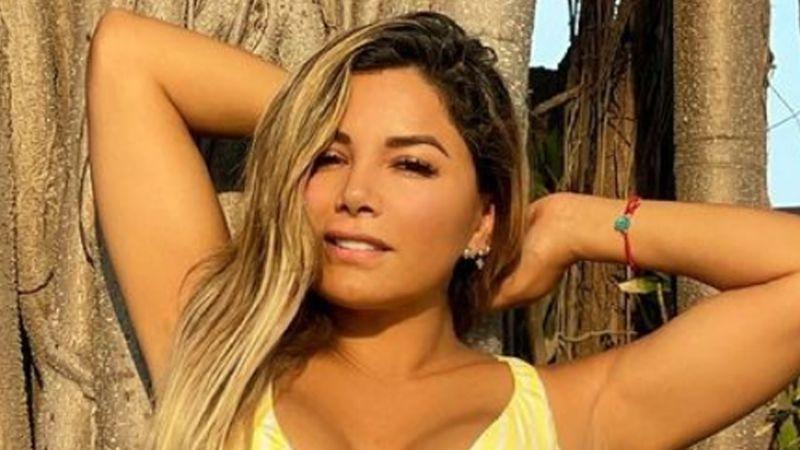 Aleida Núñez, actriz de Televisa, presume sus atuendos deportivos más coquetos en Instagram