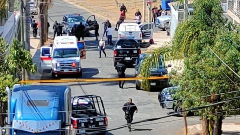 Se reporta la muerte de un policía tras enfrentamiento armado en Tepatitlán, Jalisco