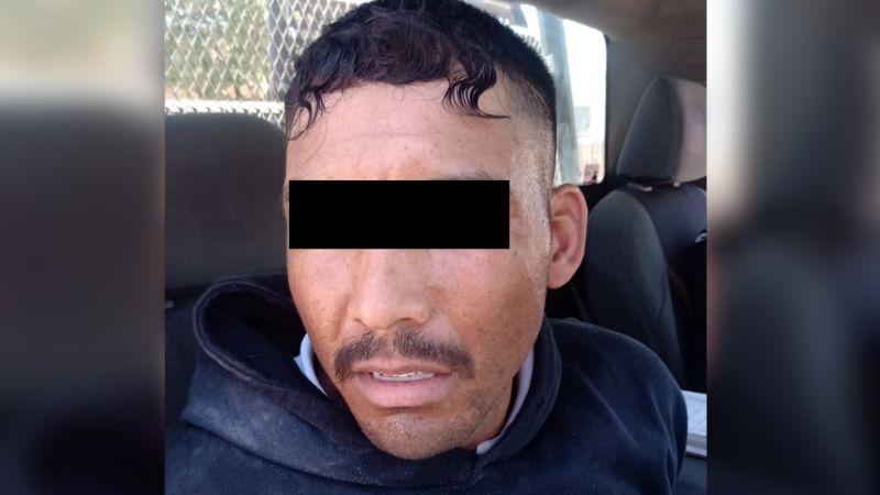 Sorprenden a Raúl Arturo en calles de Ciudad Obregón; ocultaba un arma entre sus ropas