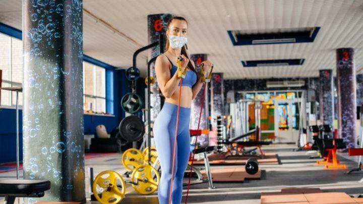 Estudio asegura que el uso de cubrebocas no afecta el rendimiento durante el ejercicio