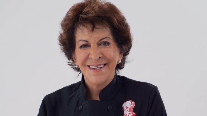 Tragedia en la cocina mexicana: Muere la reconocida chef Chepina Peralta a sus 90 años