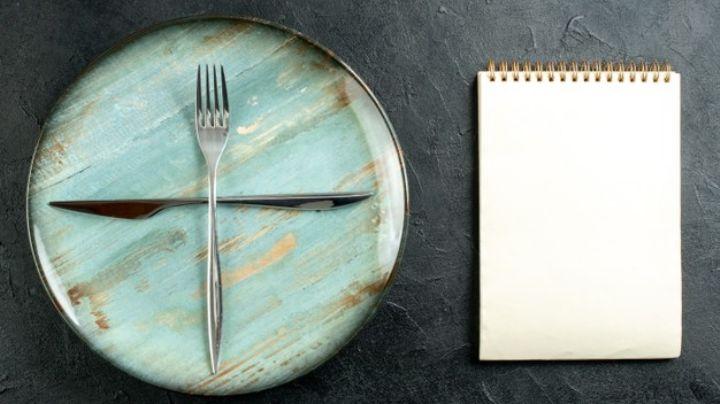 Comienza una vida saludable al desayunar, comer y cenar en los mejores horarios