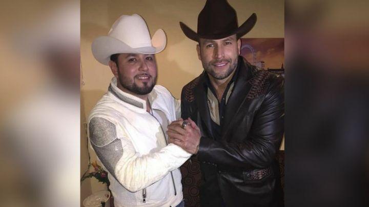 Tras su polémica desaparición, Rafael Amaya se va de fiesta con cantante de regional mexicano
