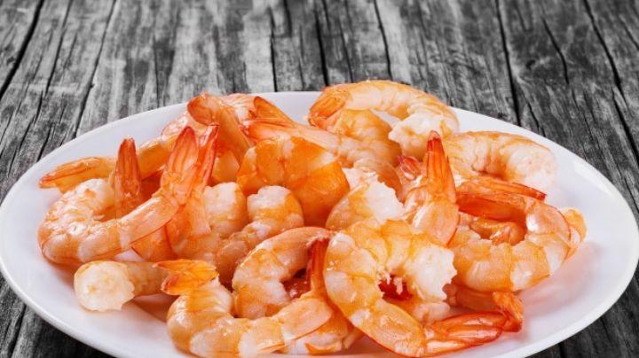 Prueba esta botana de camarones y disfruta de su rico pero saludable sabor