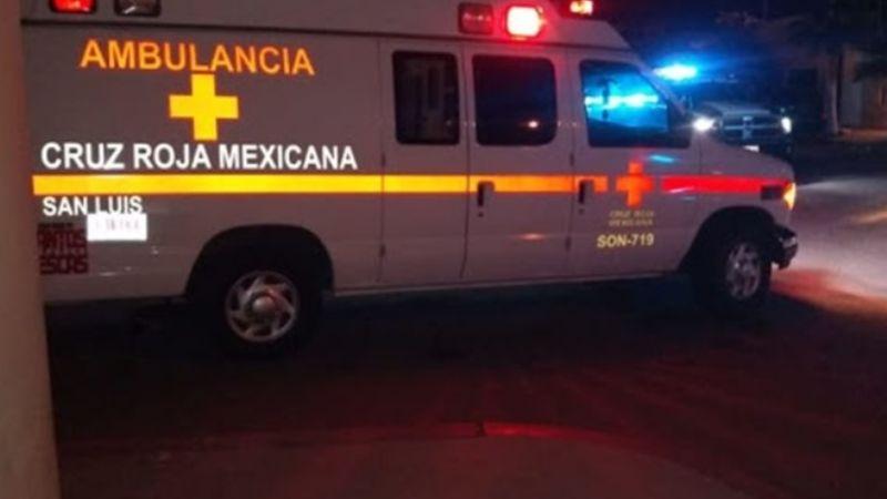 Terrible accidente en San Luis Río Colorado: Padre atropella a su propio hijo
