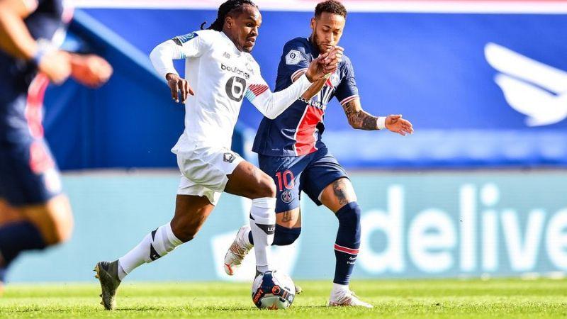 Neymar es expulsado en la derrota del PSG y explota en contra de un rival