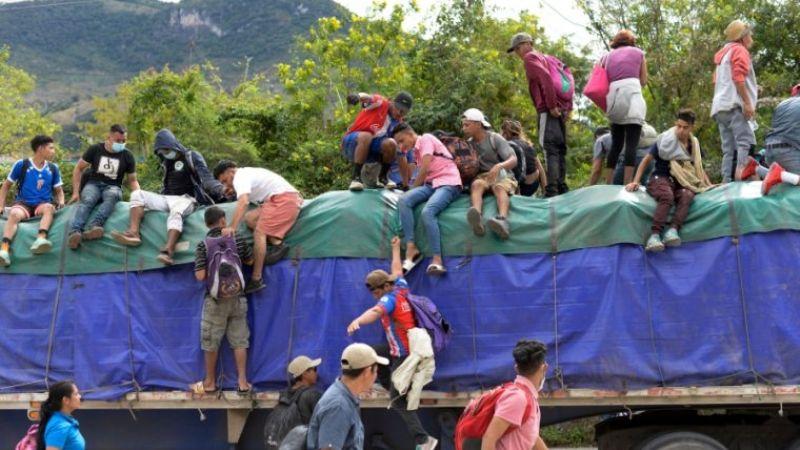 Viajaban solos: Detienen a 18 niños migrantes en Chiapas; iban a EU a reunirse con sus padres
