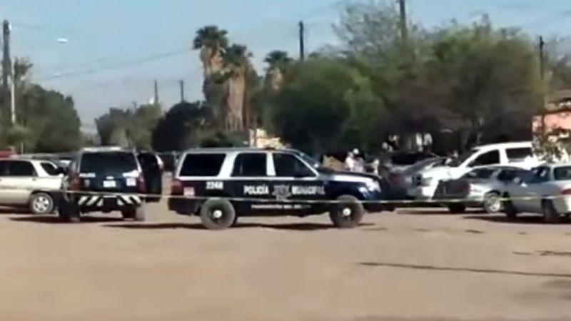 Violento ataque armado ocurrido al norte de Sonora deja saldo de tres heridos y un muerto