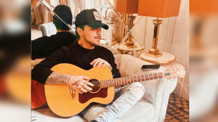 ¿Otro pleito con su disquera? Christian Nodal aplaza el lanzamiento de nueva canción por esto