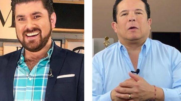 Gustavo Adolfo Infante humilla a Michelle Rubalcaba y admite que sí lo 'corrió' de 'DPM' e Imagen TV