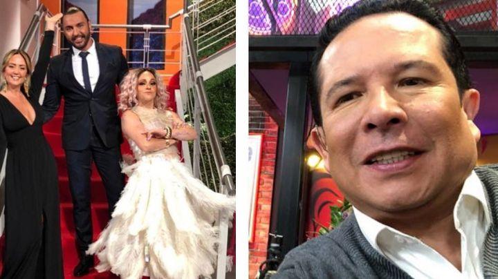 Gustavo Adolfo Infante confiesa que esta integrante de 'Hoy' le coqueteó y revela si llega a Televisa