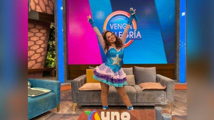 Tras casi 40 años en Televisa, Tatiana llega a TV Azteca con especial del Día del Niño