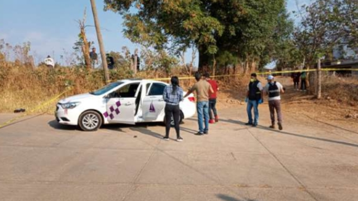 Tomó un taxi y terminó baleado; presunto chofer asesinó a un pasajero en Edomex