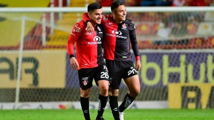 Atlas 'amarra' su boleto al repechaje del futbol mexicano