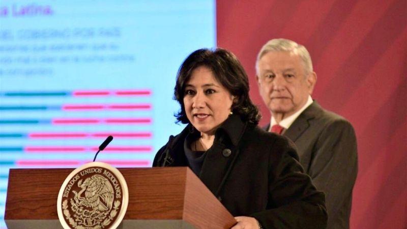 Una traición a AMLO le costaría a Irma Sandoval su lugar en la Función Pública